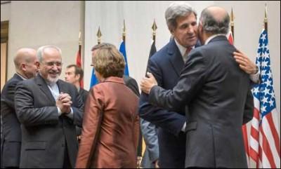 Iran Historical Agreement