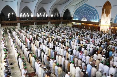 Karachi Eid Prayer