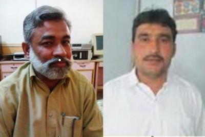 Maher Ihsan Klasra  And Tariq Mahmood
