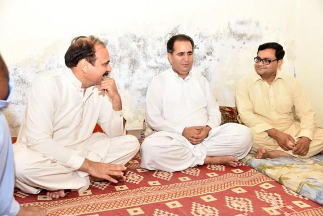 Mian Irfan Siddiq Father Death Expressed Condolences