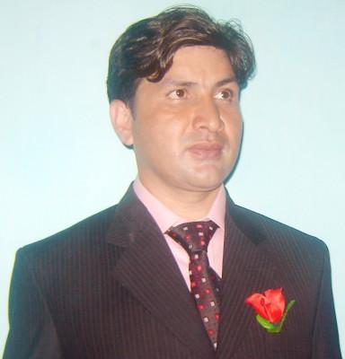 Najeem Shah Journalist