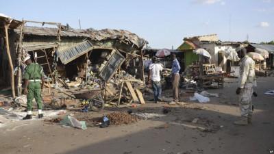 Nigeria Market Bombing