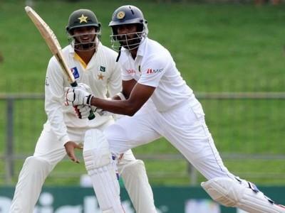 Pak And SriLanka Test