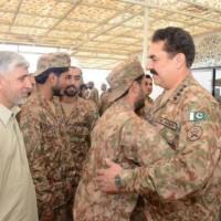 Pak Army Eid Celebration