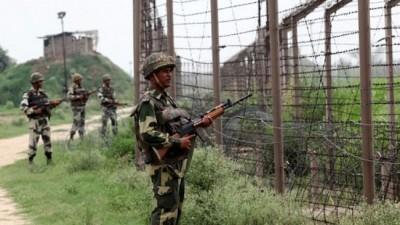 Pak and India Border