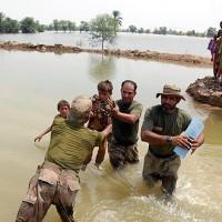 Pakistan Flood Rescue