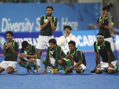 Pakistan Hockey Players