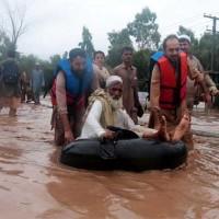 Peshawar Rain