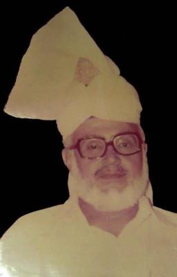 Pir Hadi Hussain Shah Sahib Sajjada Nasheen