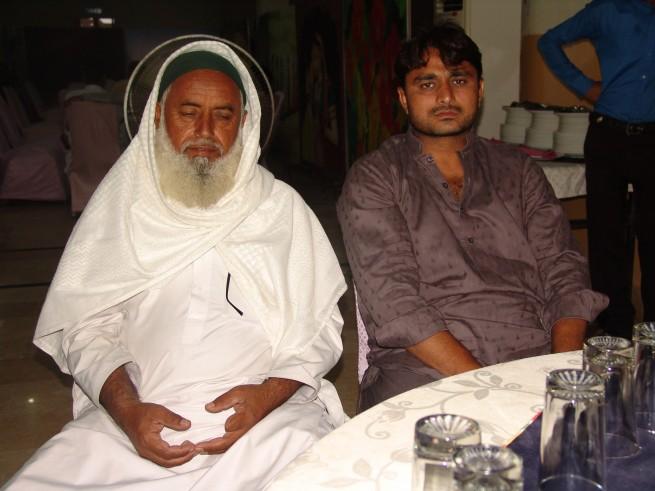 Raja Abid Hussain,Iftar Dinner