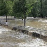 Rajan Pur Floodwater