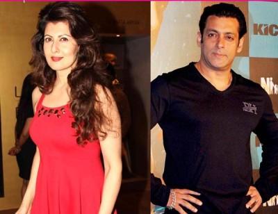 Salman Khan and Sangeeta