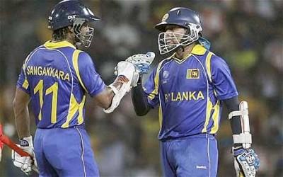 Sri Lanka Batting