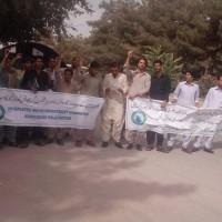 Balochistan Protest