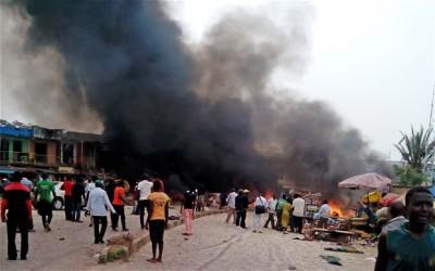 Boko Haram Attacked