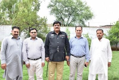 DSP Rana Islam Welcome