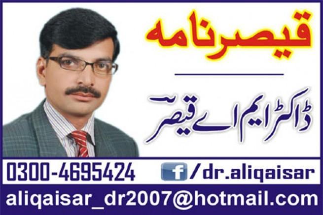 Doctor MA Qaisar