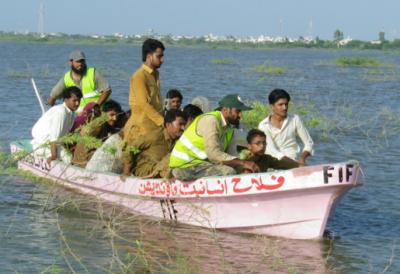 Falah e Insaniat Foundation Flood Relief