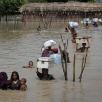 Floods in Sindh