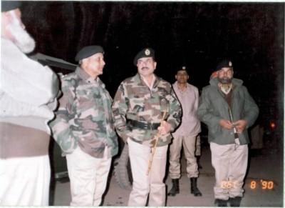 General Hamid Gul
