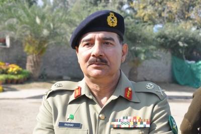 General Rashid Mehmood