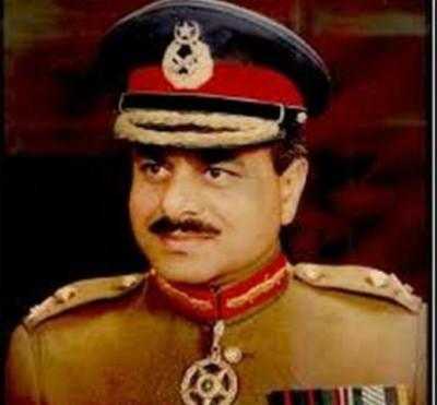 General (retd) Hameed Gul