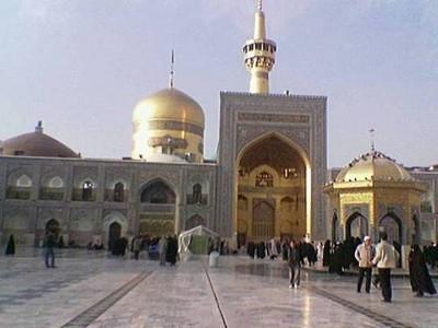 Hazrat Ali Roza Mubarak