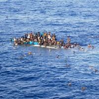 Immigrants Boat Accident