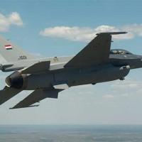 Iraqi Air Force Bombing