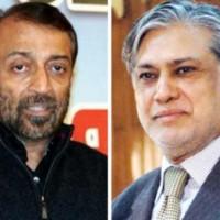 Ishaq Dar and Farooq Sattar