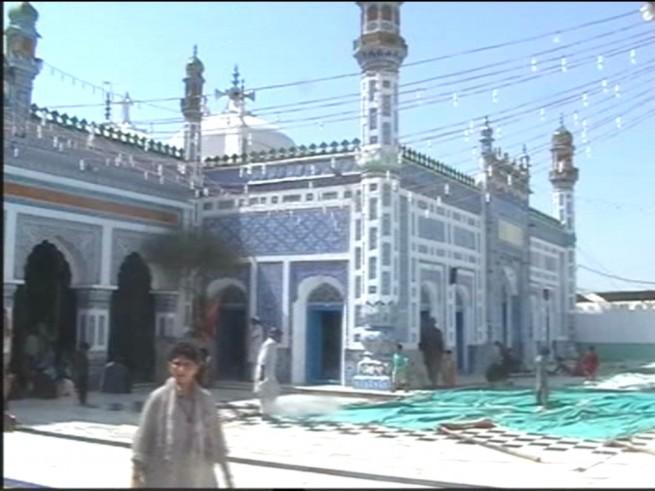 Jamia Mosque Zabun