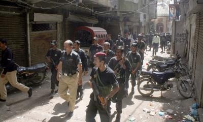 Karachi Search Operation