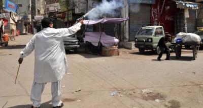 Karachi Target Killings
