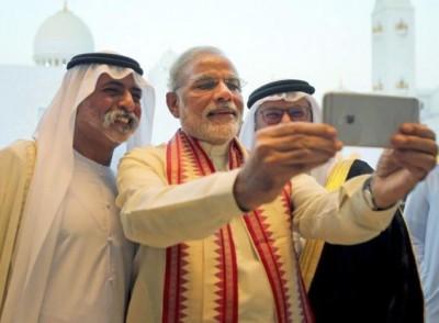 Narendra Modi Selfi