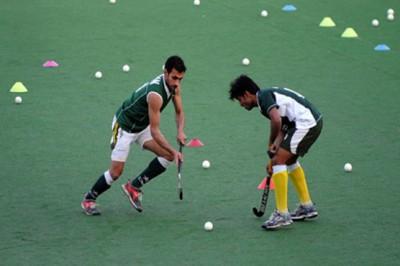 Pakistan Hockey Team