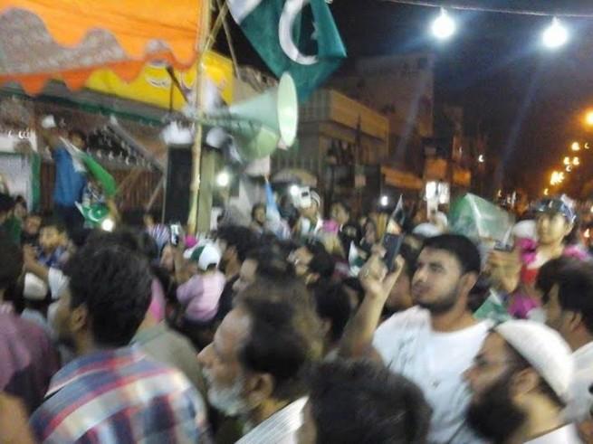 Pakistan Independece Day Cermoney