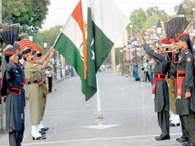 Pakistan and Indian Border Security