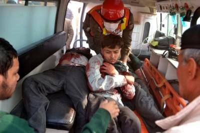 Peshawar School Incident