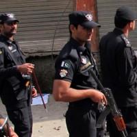 Peshawar Security Forces