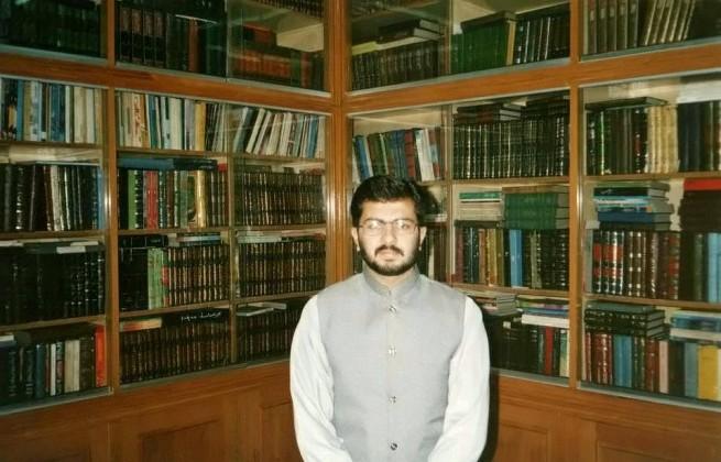 Pir Ali Abbas Shah's Athenaeum