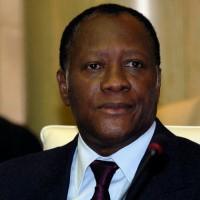 President Ouattara Alassane