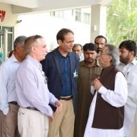 Rana Mohammad Iqbal Punjab Institute Cardiology Visited
