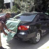 Rashid Godil Car Firing