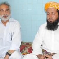 Rashid Mehmood Soomro and Zulfiqar Mirza