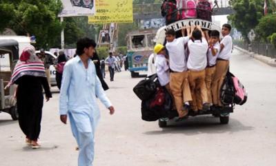 Schools Vehicle