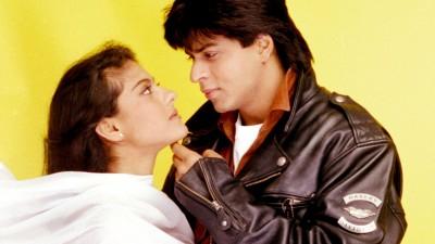 Sharukh Khan and Kajul