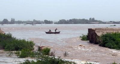 Sindh Floodwater
