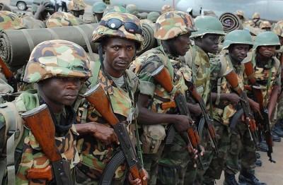 Somalia Army
