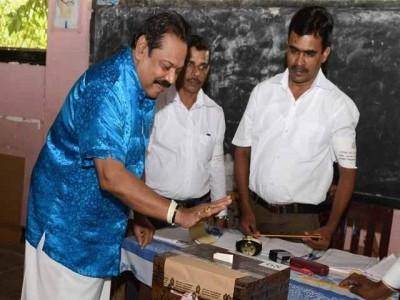 Srilanka Votting