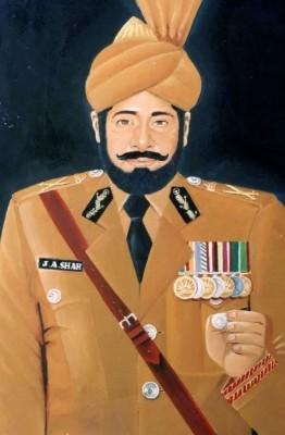 British Police Commissioner 1881 Ce